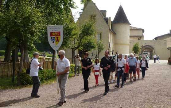 Lors de la procession. (crédit Florence KOCHER)